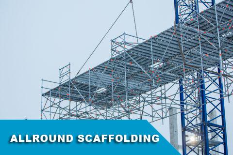 Allround scaffolding