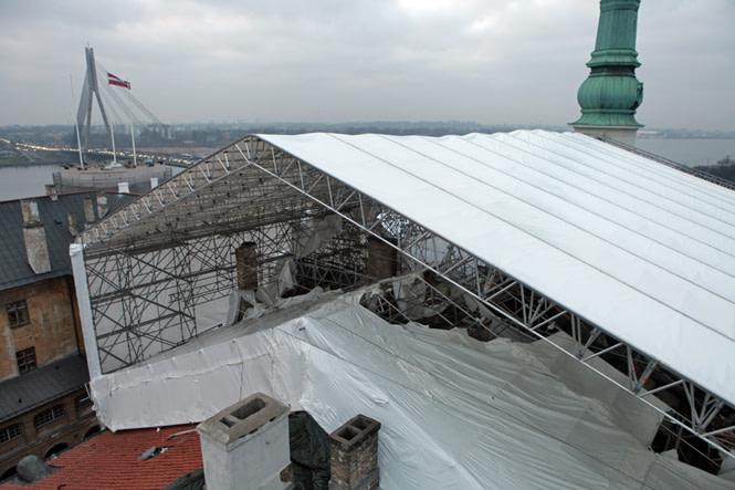 A unique project in Riga city center