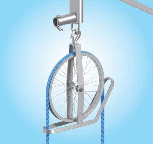 Pastolių kėlimo ratas 50kg