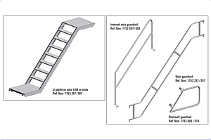 Greitesnis ir saugesnis užlipimas, naudojant Layher laiptines